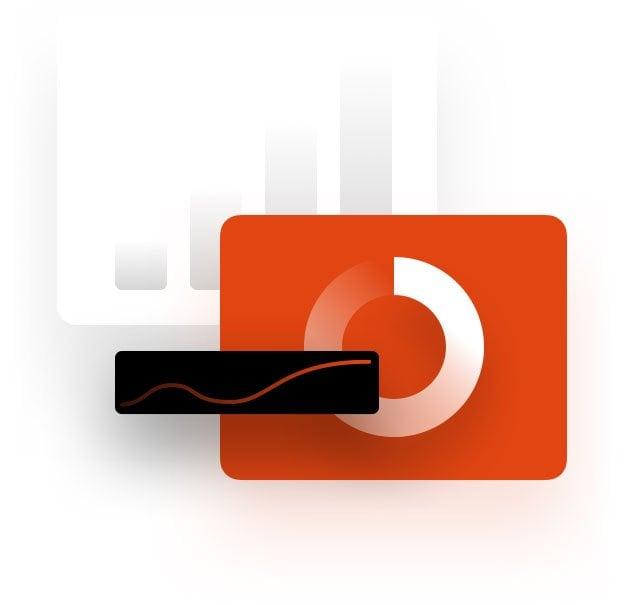 charts-orange